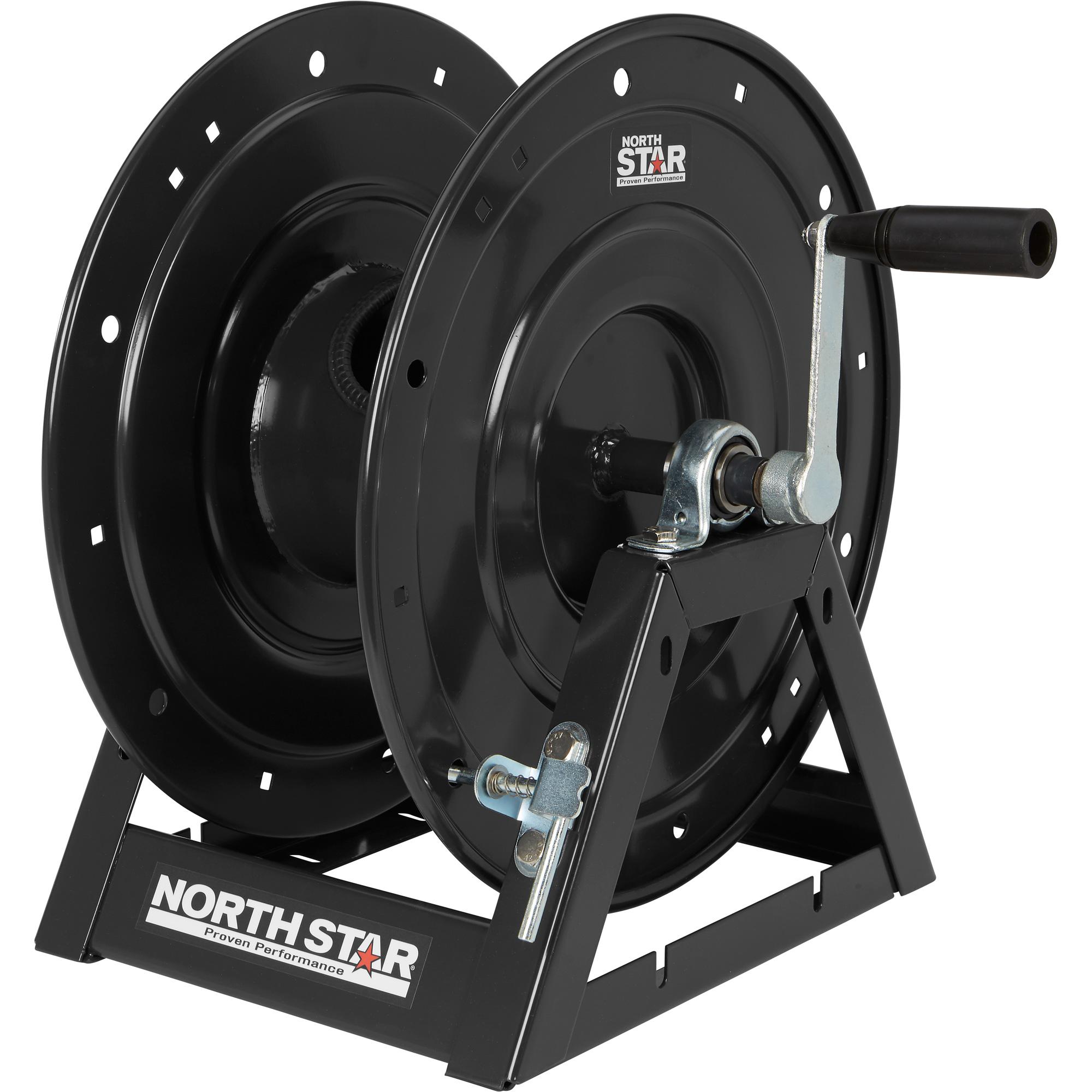 northstar 55791 heavy duty a frame hose reel 5000 psi. Black Bedroom Furniture Sets. Home Design Ideas
